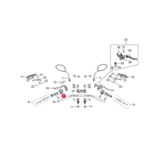 LEFT SWICH ASSEMBLY Price Specification