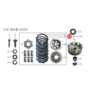 CLUTCH ASSY Price Specification