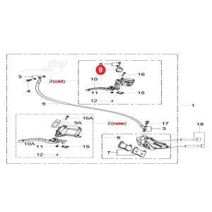 BRAKE MASTER CYLINDER HOLDER Price Specification