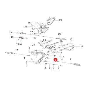 BUBL 12V55W H7 Price Specification