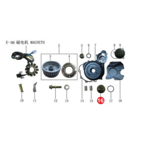 CLUTCH BUSH Price Specification