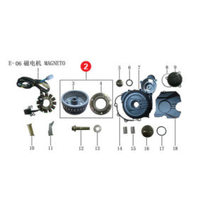FLYWHELL CLUTCH ASSY Price Specification