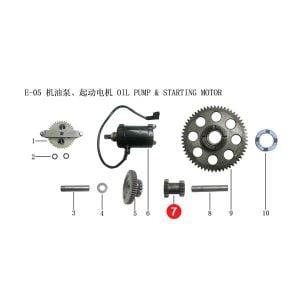 DUAL GEAR COMP II Price Specification