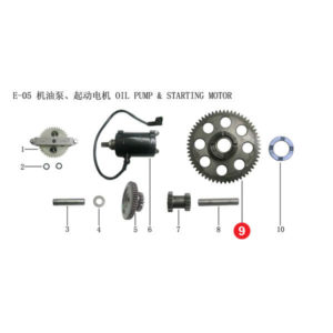 GEAR SET STARTING CLUTCH Price Specification