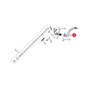 REAR BRAKE ARM Price Specification