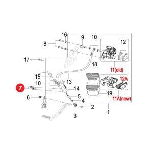 BOLT M6×20 Price Specification online