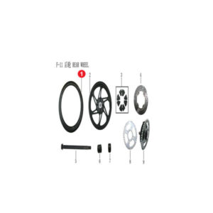 TYRE REAR Price Specification