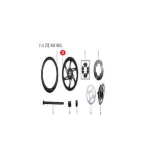 HUB REAR WHEEL Price Specification