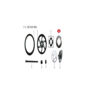 DISC REAR BRAKE Price Specification