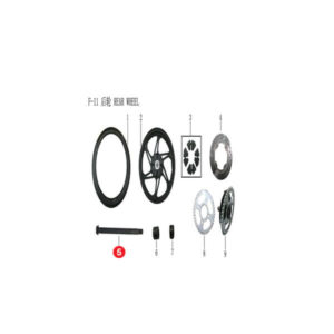 AXLE REAR Price Specification