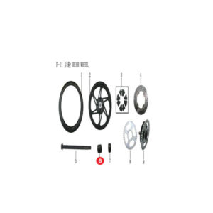 REAR WHEEL BUSH LH Price Specification