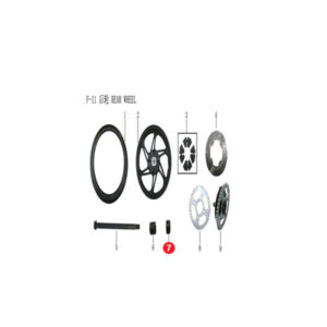 REAR WHEEL BUSH RH Price Specification