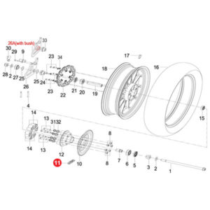 CHAIN 520HO-1×108 Price Specification