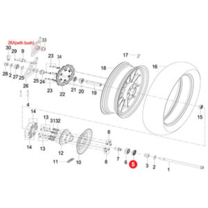 DUST SEAL ASSY Price Specification