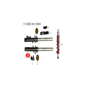 SHOCK ABSORBER FRONT LH Price Specification