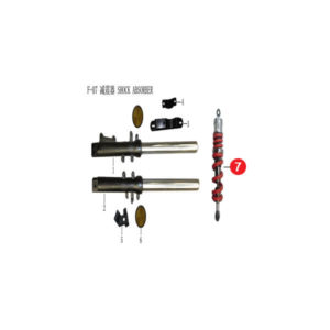 SHOCK ABSORBER ASSY REAR Price Specification