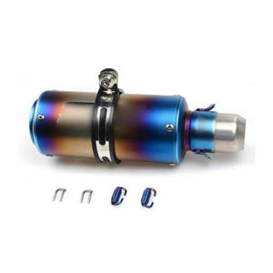 SC Project Muffler Price Specification