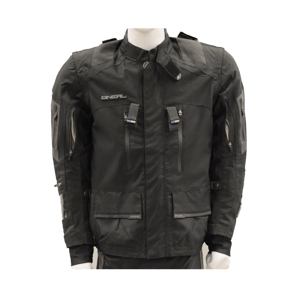 oneal-jacket-black-front